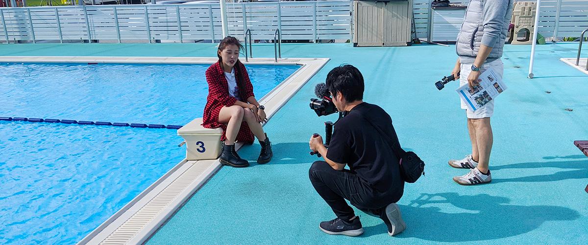 台湾向けチャンネルSNOOP沖縄 画像